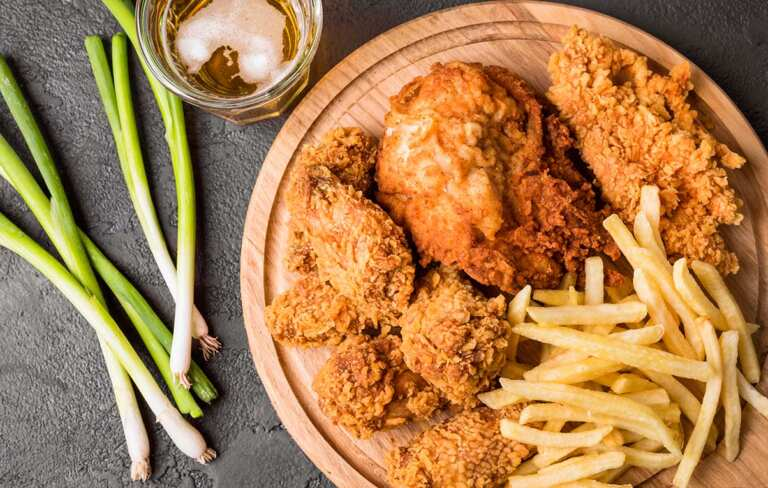 The Best Fried Chicken Recipe Ever